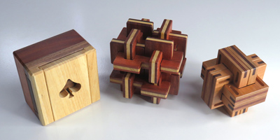 Three new puzzles
